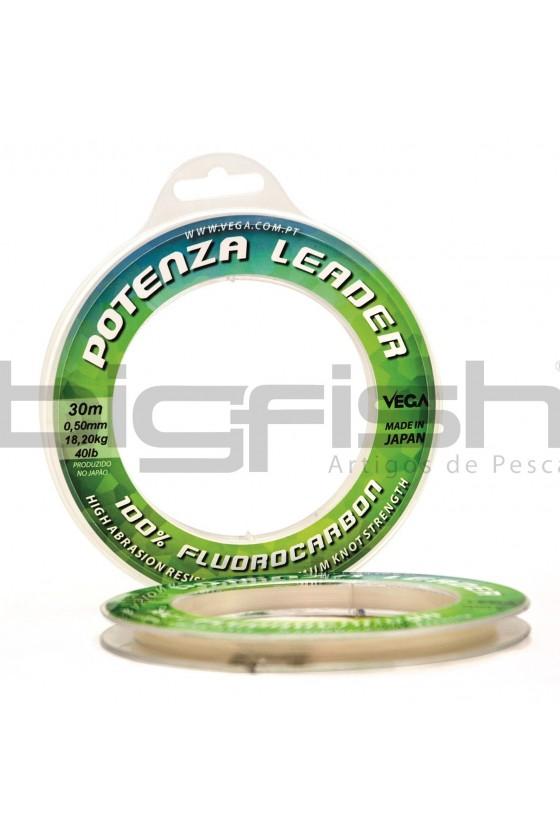 Fluorcarbono Potenza Leader