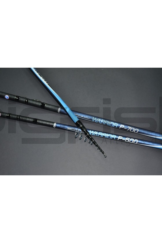 Warrior Fishing Rod
